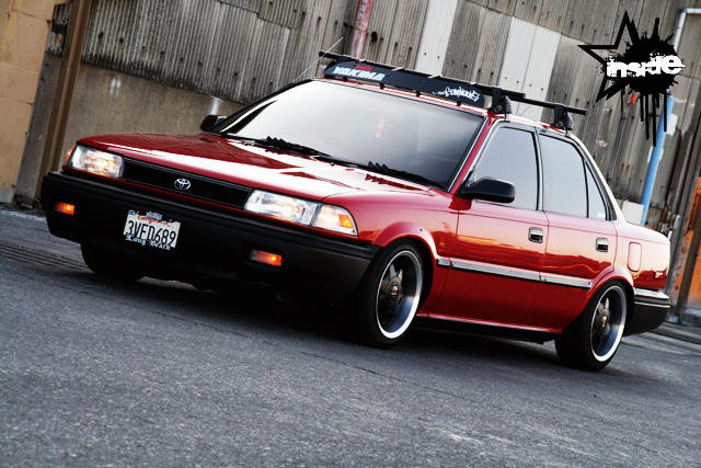 1992 Toyota Corolla Look Usdm